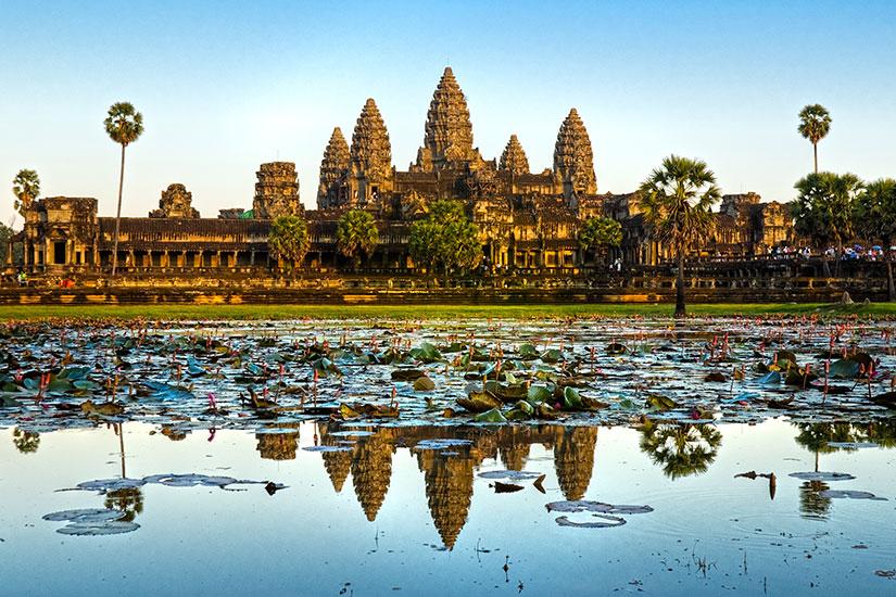 image Cambodge Siem Reap Angkor Wat  fo cambodge