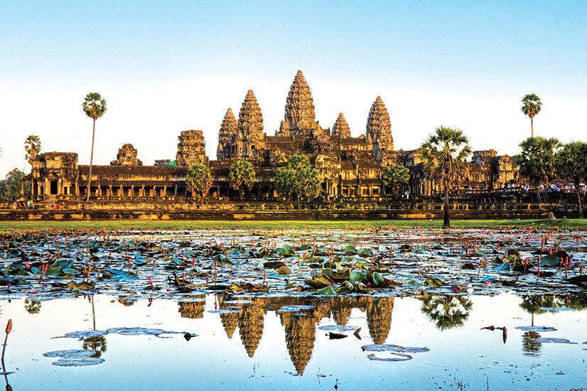 image Cambodge Siem Reap Angkor Wat  fo