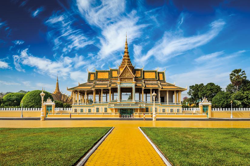 image Cambodge phnom penh complexe palais royal 95 as_81331026