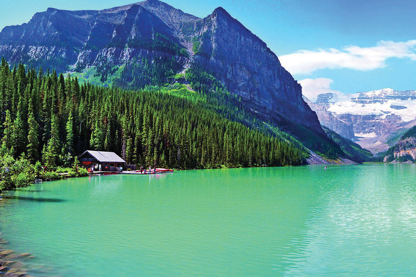 image Canada Alberta Lac Louise  fo