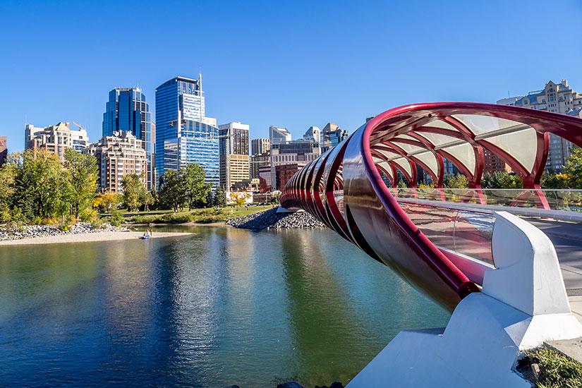 image Canada Calgary Pont pieton  it