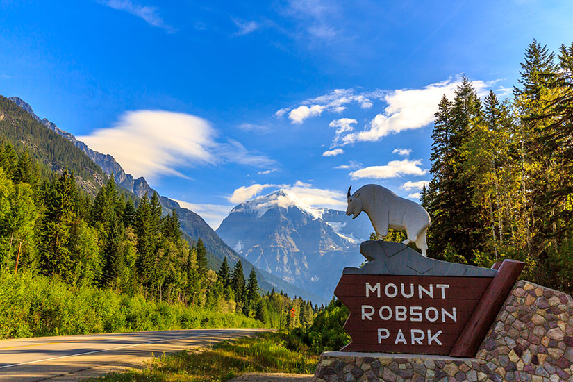 image Canada Parc Mount Robson  it