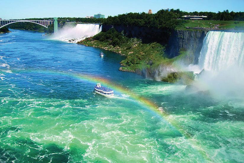 image Canada Riviere Niagara Les chutes  fo