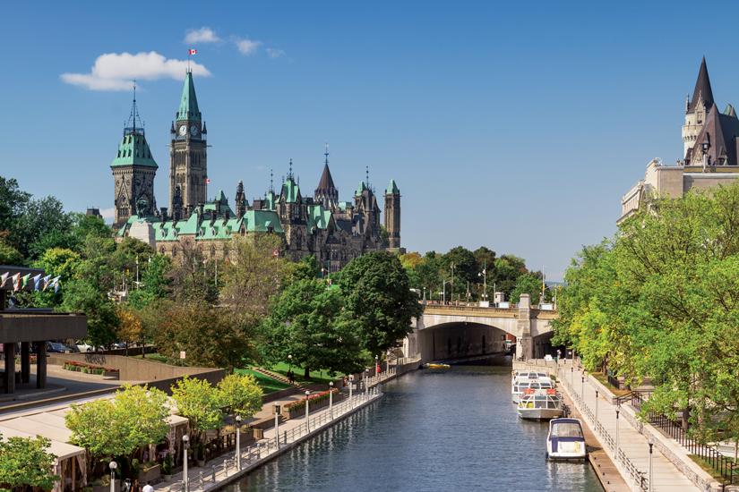 Canada - Est Canadien - Montréal - Etats-Unis - Est Américain - Circuit Le Canada et les Capitales de l'Est Américain