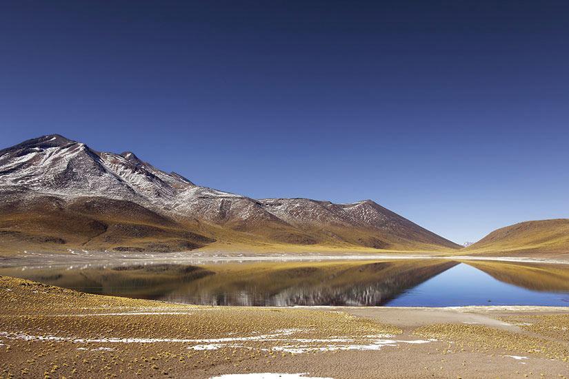 image Chili Atacama Laguna Miniques  it