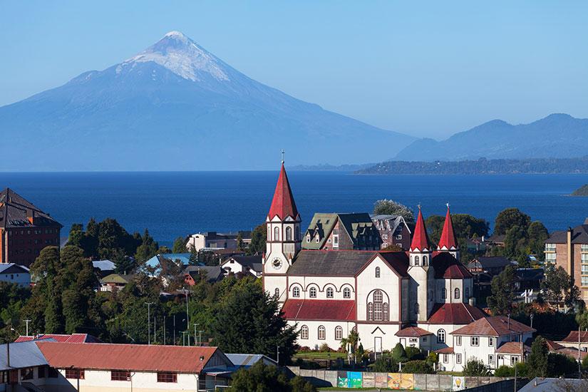 image Chili Puerto Varas Volcan Osorno  it
