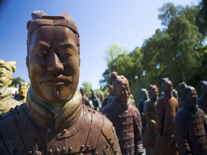 image Chine xian cotta warriors