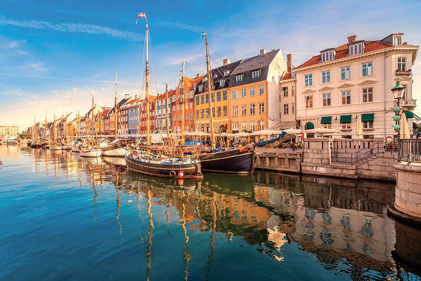 image Copenhague port  fo