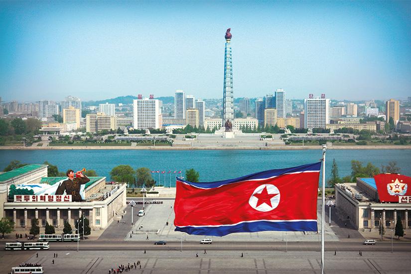 image Coree du Nord Pyongyang la place Kim Il sung 89 it_845152982