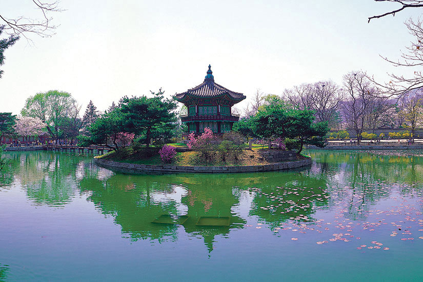 image Coree du Sud Seul Gyeongbokgung Palace