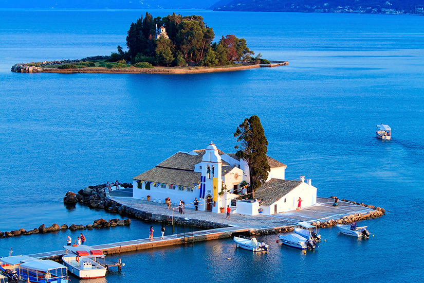 Albanie - Grèce - Voyage de report - Escapade depuis Corfou 3*