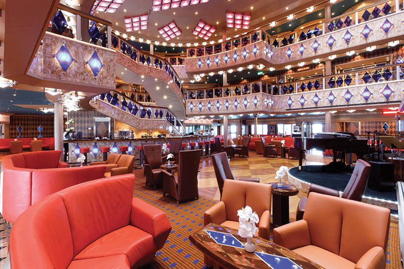 image Costa Favolosa bateau de croisiere interieur