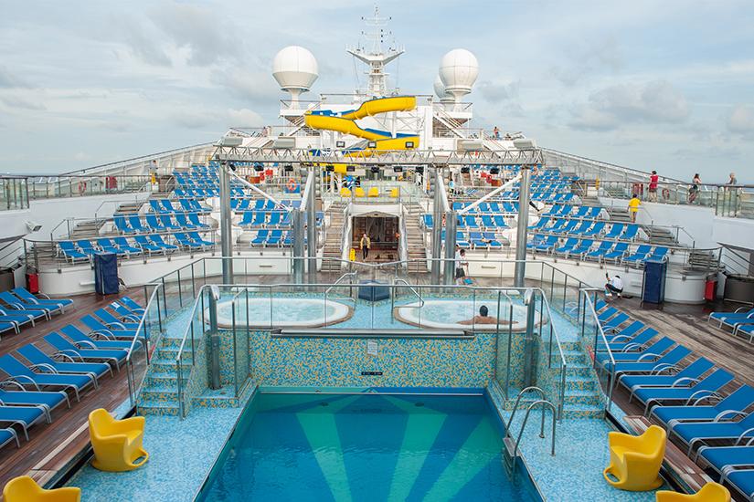 image Costa Fortuna piscine exterieure