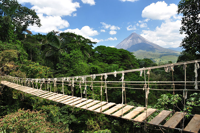 image Costa Rica Pont jungle  fo