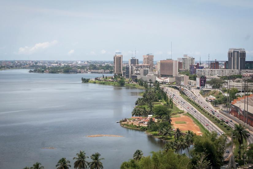 image Cote Ivoire abidjan quartier des affaires ocean atlantique 09 as_106549160