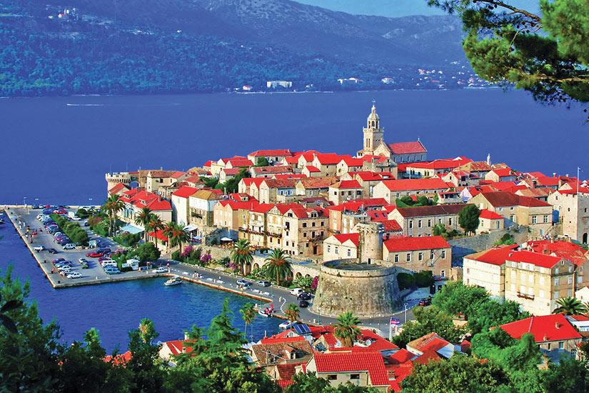 image Croatie Dubrovnik Neretva Korcula  fo