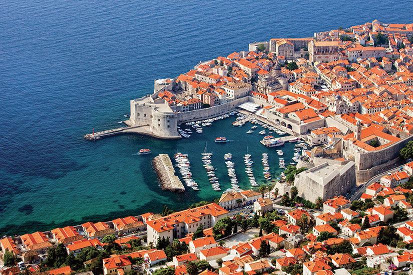 image Croatie Dubrovnik Vieille ville  fo