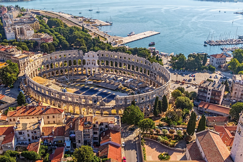 Croatie - Monténégro - Circuit Toute la Croatie