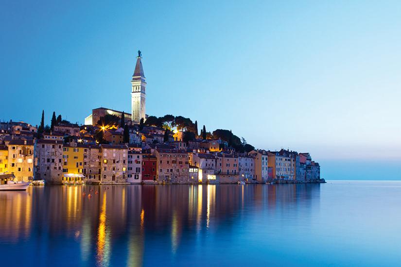 image Croatie Rovinj