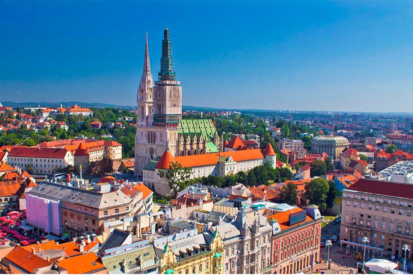image Croatie Zagreb