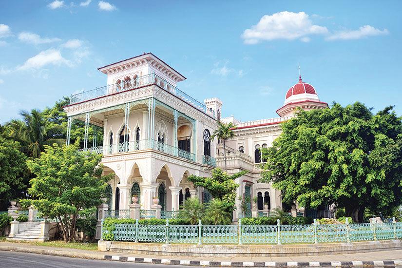 image Cuba Cienfuegos Palacio de Valle  it