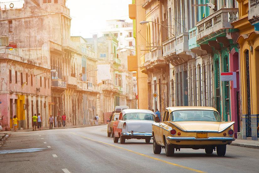 image Cuba Havane rue  it