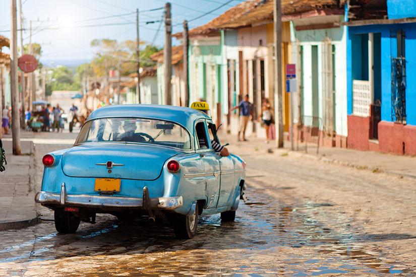 image Cuba Trinidad rue  it