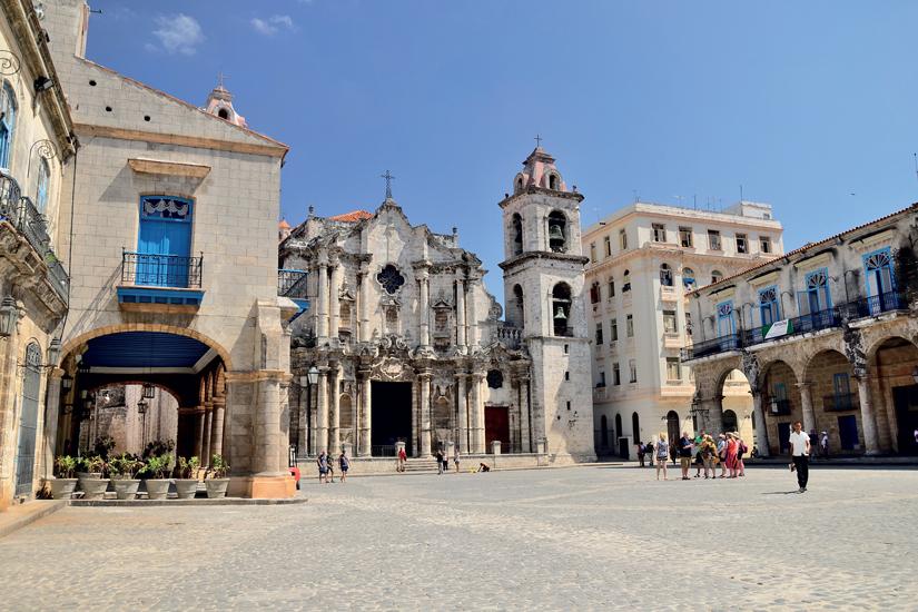 image Cuba la havane cathedrale place 25 as_87268007