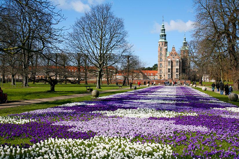 image Danemark Copenhague Chateau Rosenborg  it