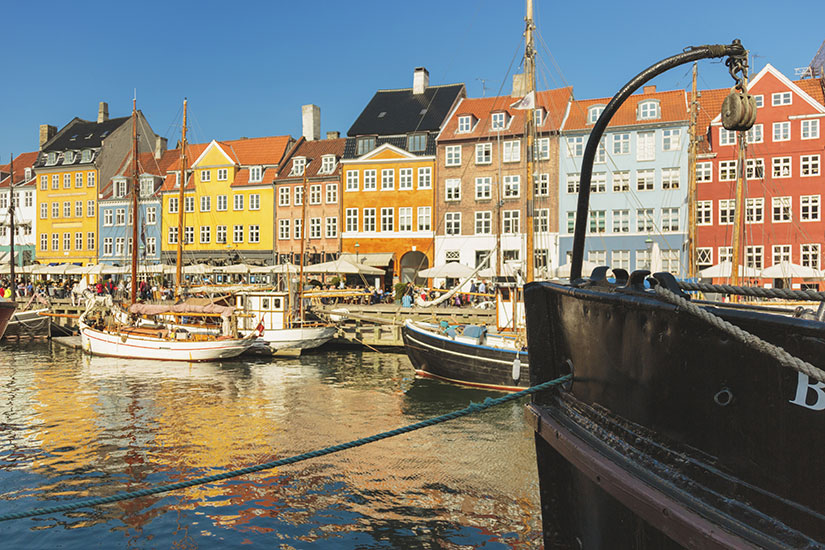 image Danemark Copenhague Nyhavn  it