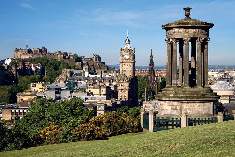image Ecosse Edinburgh  fo