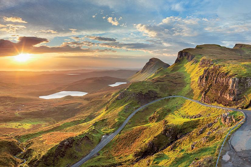 Grande-Bretagne - Ecosse - Irlande - Royaume Uni - Circuit Escapade Celtique