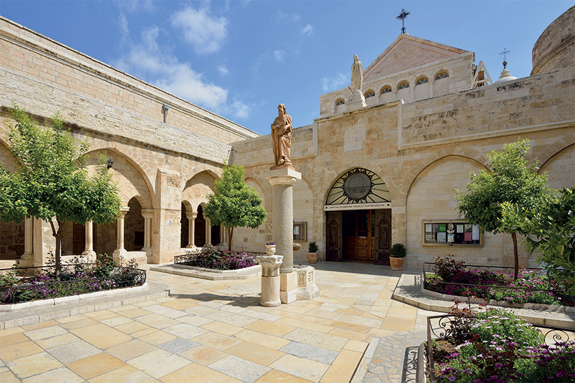 image Eglise Sainte Catherine Bethleem Israel 02 as_141029999