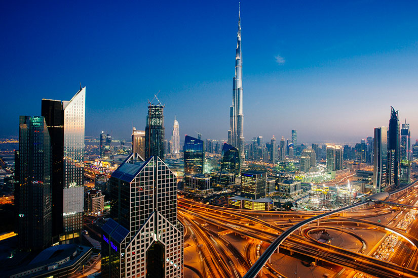 image Emirates Arabes Unis Dubai Burj Khalifa  it