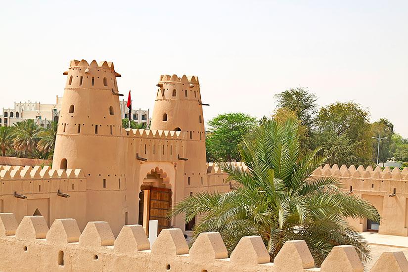 image Emirats Arabes Unis Abu Dhabi Jahili fort  it