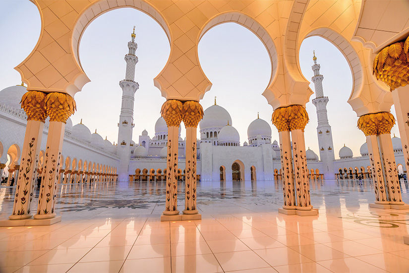 image Emirats Arabes Unis Abu Dhabi Mosquee Cheikh Zayed 28 fo_108772384