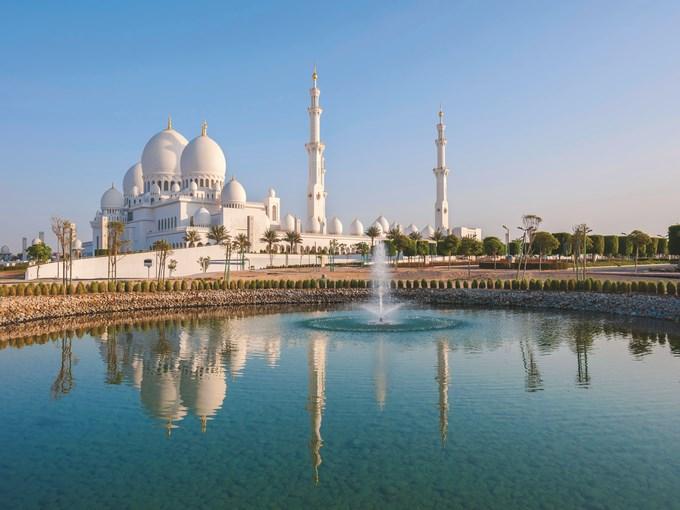 image Emirats arabes unis abu dhabi
