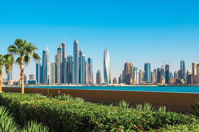 image Emirats arabes unis dubai marina panorama 94 fo_65594996