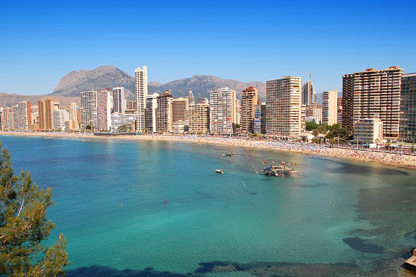 image Espagne Alicante plage