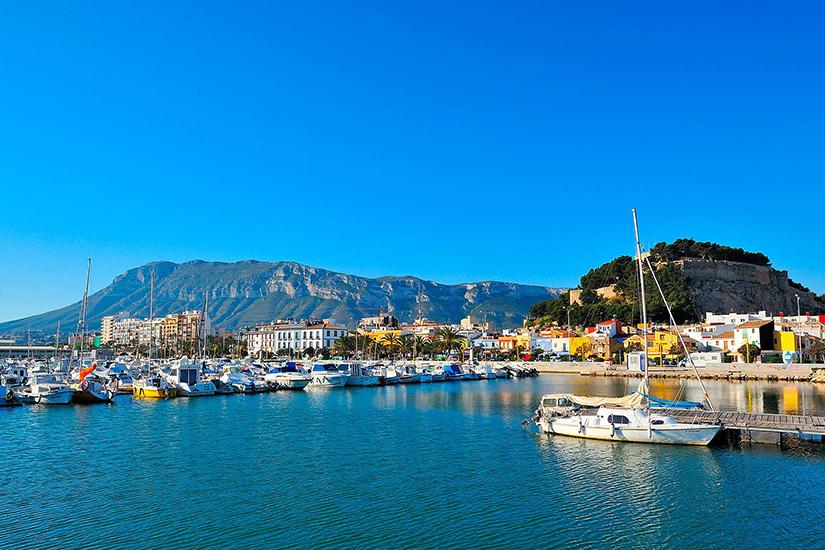image Espagne Alicante port