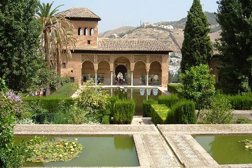image Espagne Andalousie Alhambra