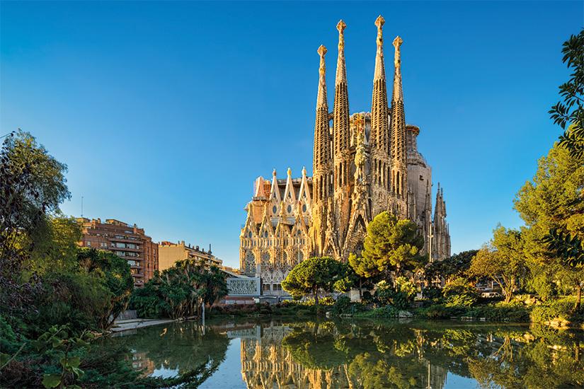 image Espagne Barcelone Sagrada Familia 27 as_131604886