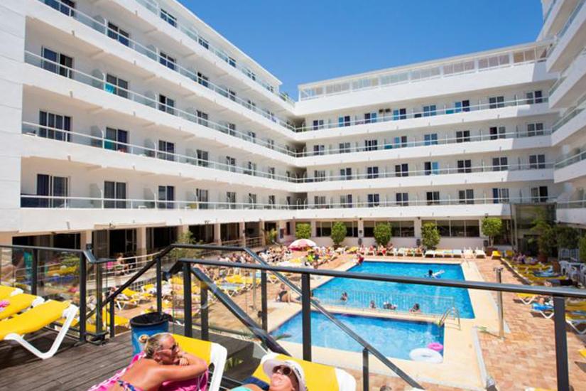 S 233 Jour Espagne Benidorm H 244 Tel Port Fiesta Park 3 8