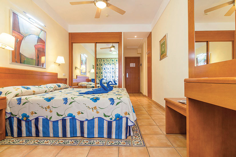 image Espagne Canaries Fuertventura Hotel Cotillo Beach hotel chambre