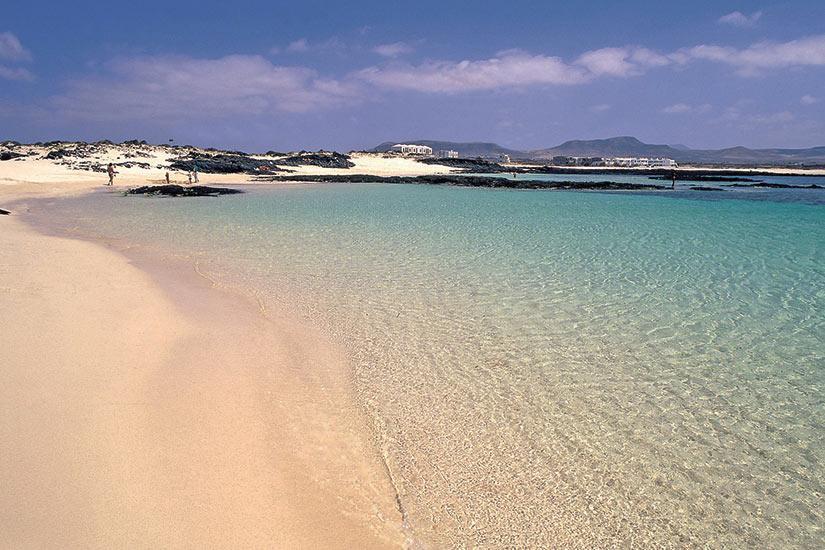 image Espagne Canaries Fuertventura Hotel Cotillo Beach plage