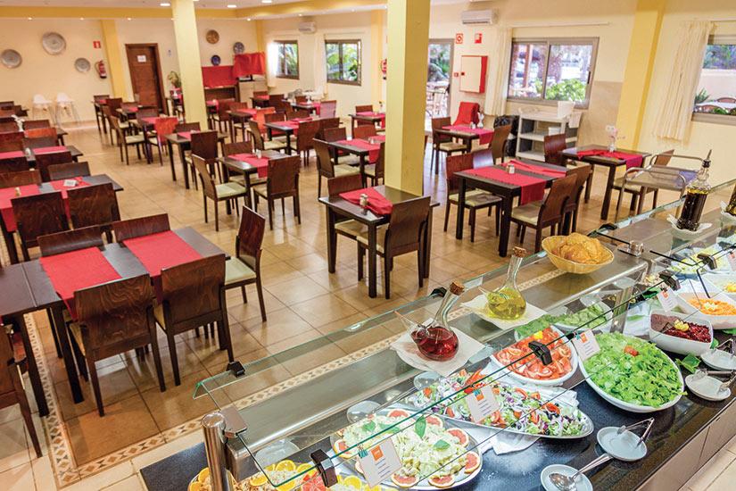 image Espagne Canaries Fuertventura Hotel Cotillo Beach salle a manger