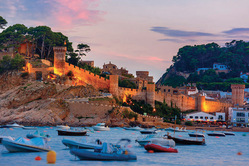 image Espagne Catalogne Costa Brava  it