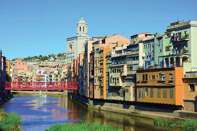image Espagne Catalogne Vieille ville de Gerone  it