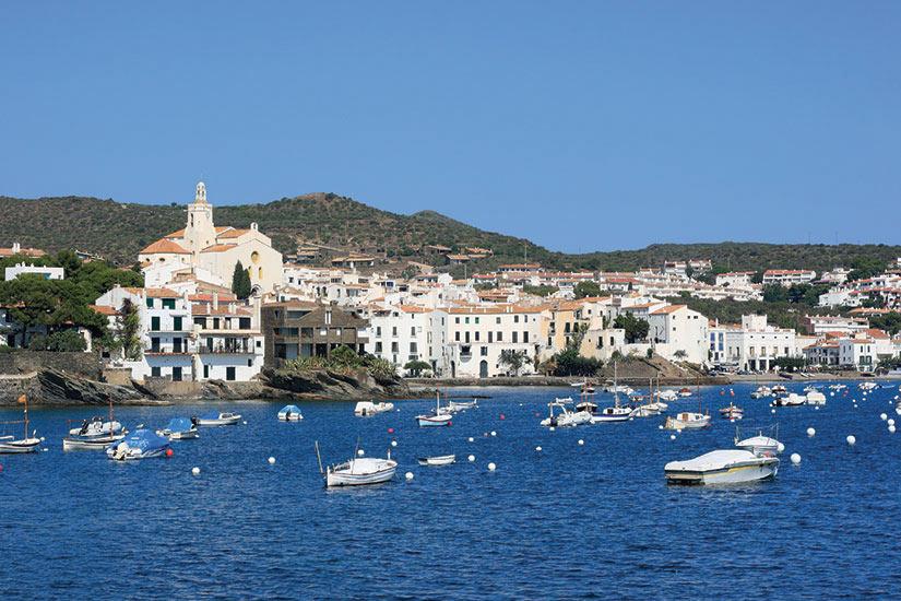 image Espagne Costa Brava Cadaques Port  it
