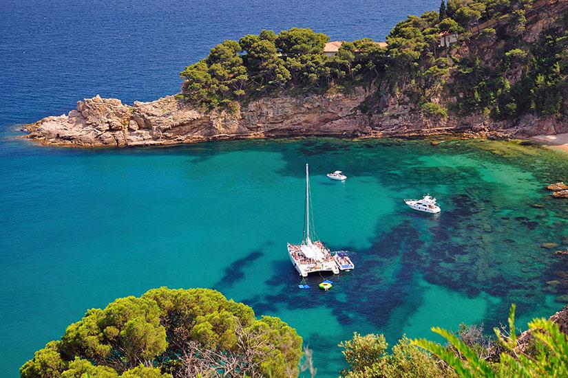 image Espagne Costa Brava mer plage  it